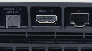 ps4 hdmi port