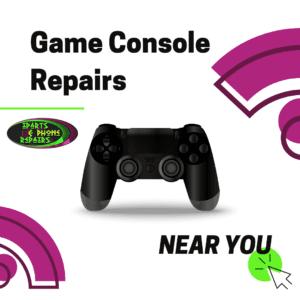 Game Console Repairs