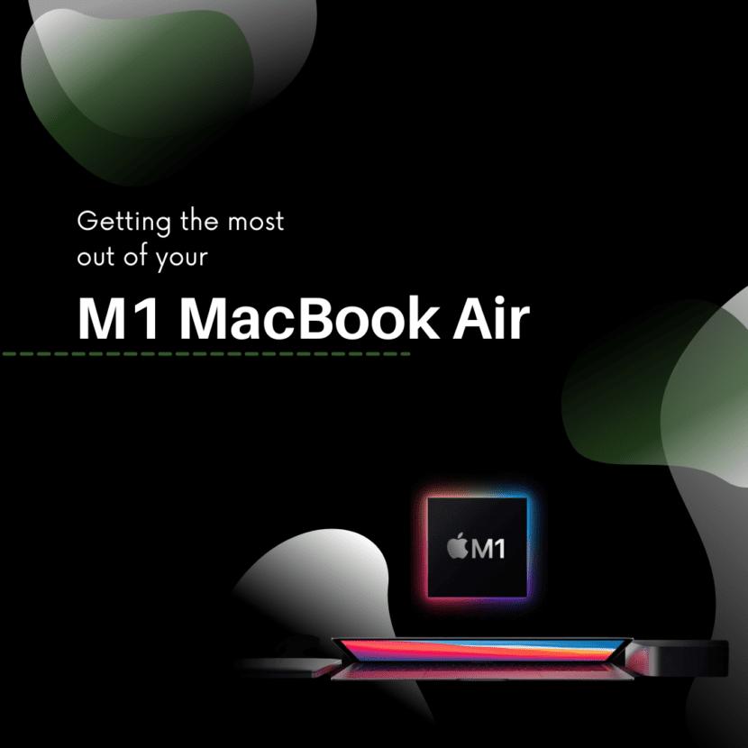 M1 MacBook Air 2020 Features